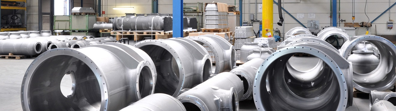 Rhenus Industrial Goods - Steel Pipes